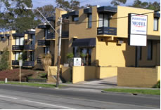 Pathfinder Motel - Accommodation Coffs Harbour