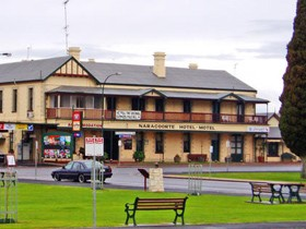 Naracoorte Hotel/Motel - Accommodation Coffs Harbour