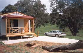 Saunders Gorge Sanctuary - Hideaway Cottage - Accommodation Coffs Harbour