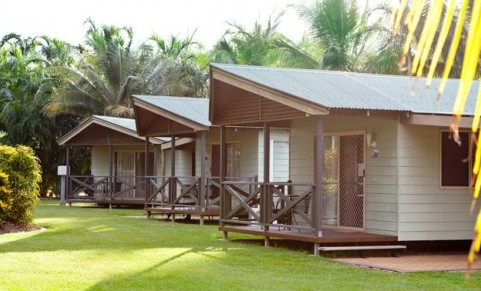 Darwin FreeSpirit Resort - Accommodation Coffs Harbour
