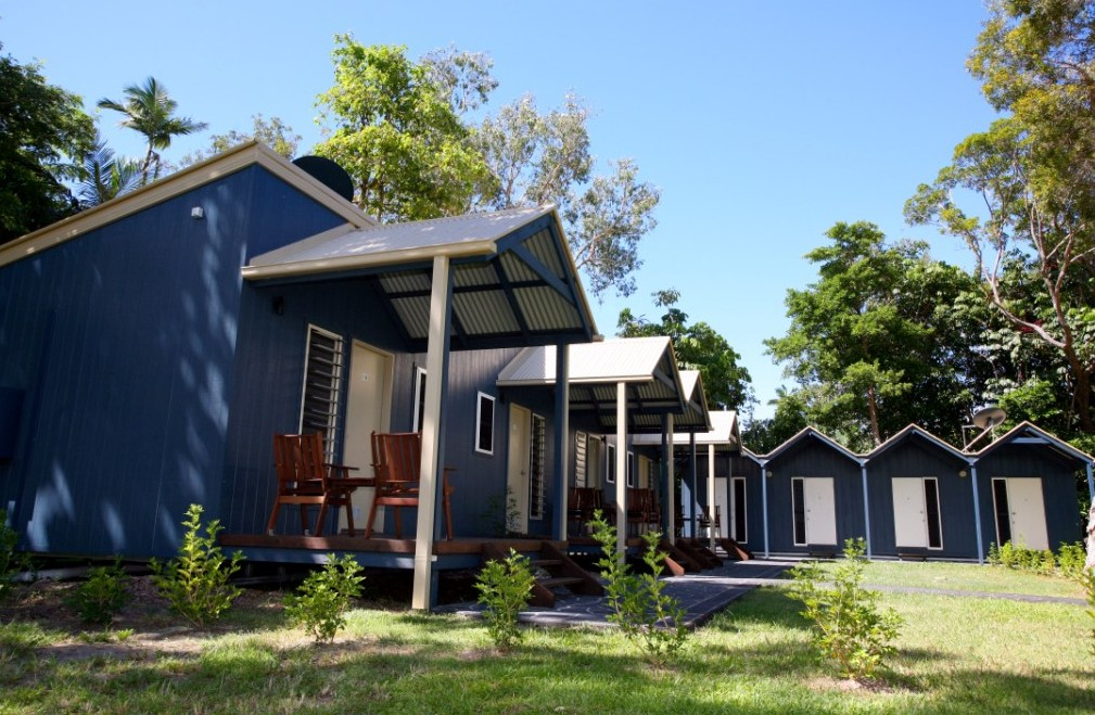 Cairns Holiday Park - Accommodation Coffs Harbour