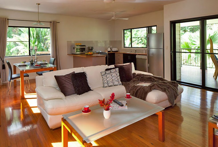 Misty Mountains Tropical Rainforest Romantic Retreat - Accommodation Coffs Harbour