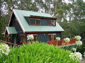 Tree Tops Cascades - Accommodation Coffs Harbour