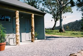 Heimat Chalets - Parks Section - Accommodation Coffs Harbour