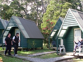 Strahan Backpackers YHA - Accommodation Coffs Harbour