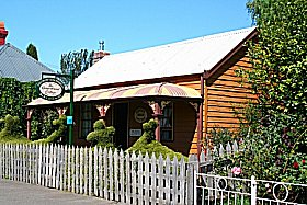 Westbury Gingerbread Cottages - The - Accommodation Coffs Harbour
