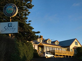Stanley Seaview Inn - Accommodation Coffs Harbour