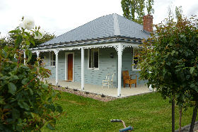 Westeria Cottage - Accommodation Coffs Harbour