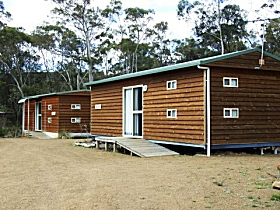 Hobart Bush Cabins - Accommodation Coffs Harbour