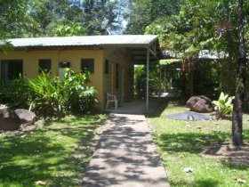 Lync-Haven Rainforest Retreat - Accommodation Coffs Harbour