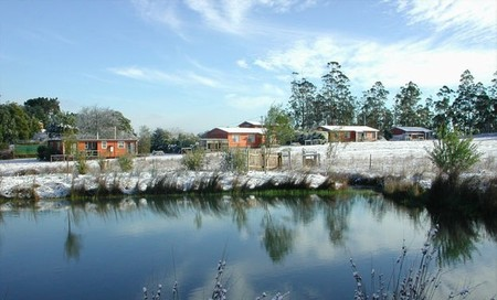 AAA Granary Accommodation - The Last Resort - Accommodation Coffs Harbour
