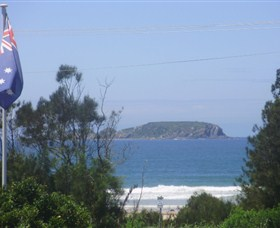 Unit Two Island View - Accommodation Coffs Harbour