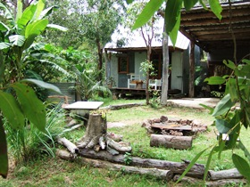 Ride On Mary Bush Cabin Adventure Stay - Accommodation Coffs Harbour
