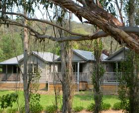 The Homestead Cabins Brogo - Accommodation Coffs Harbour