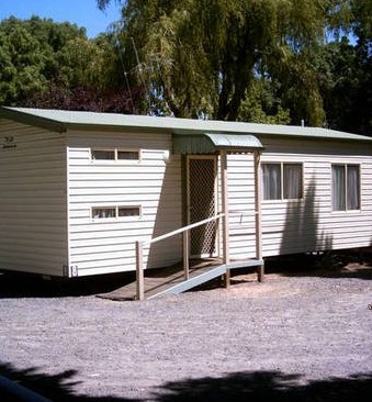 Castlemaine Central Cabin  Van Park - Accommodation Coffs Harbour