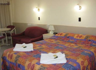 Ballarat Budget Motel - Accommodation Coffs Harbour