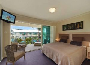 Pacific Blue Townhouse 358 - Accommodation Coffs Harbour