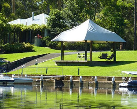 Nundoobah Retreat - Accommodation Coffs Harbour