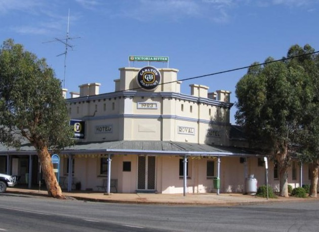 Royal Hotel Grong Grong - Accommodation Coffs Harbour