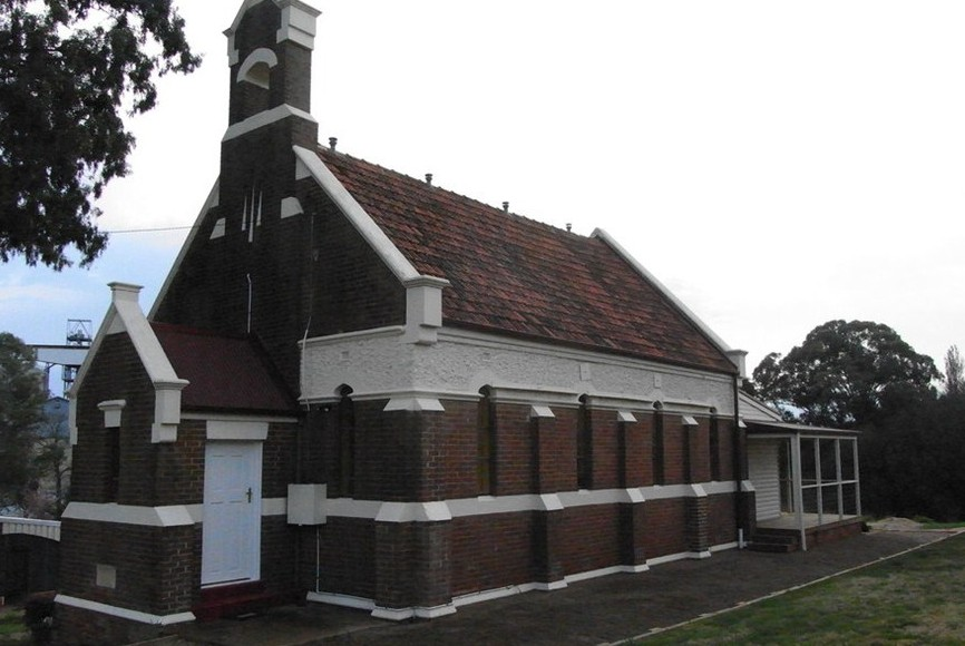 Allawah - Old Methodist Church
