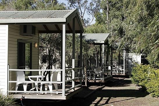 BIG4 Cania Gorge Holiday Park - Accommodation Coffs Harbour