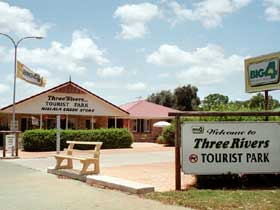 Mundubbera Three Rivers Tourist Park - Accommodation Coffs Harbour