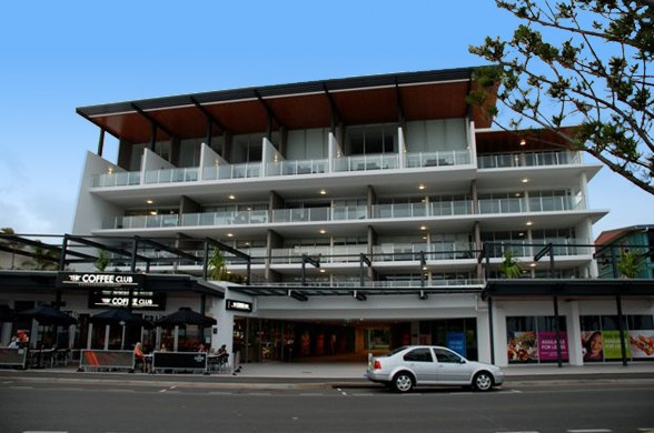 Echelon Apartments Yeppoon - Accommodation Coffs Harbour