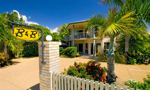 While Away Bed and Breakfast - Accommodation Coffs Harbour