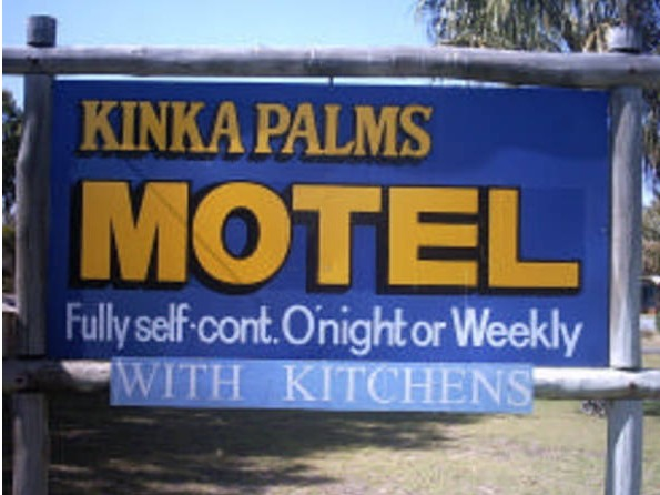 Kinka Palms Beachfront Apartments / Motel - Accommodation Coffs Harbour