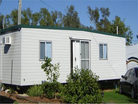 Blue Gem Caravan Park - Accommodation Coffs Harbour