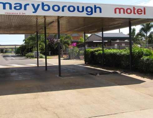 Maryborough Motel and Conference Centre - Accommodation Coffs Harbour