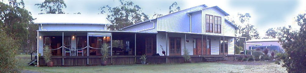 Tin Peaks Bed and Breakfast - Accommodation Coffs Harbour