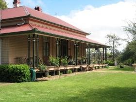 Haddington Bed and Breakfast - Accommodation Coffs Harbour