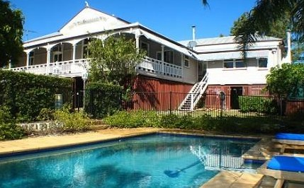 Wiss House Bed and Breakfast - Accommodation Coffs Harbour