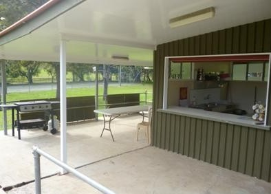 Christmas Creek Recreation Centre - Accommodation Coffs Harbour