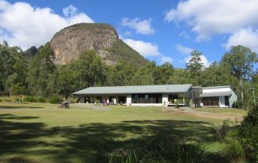 Zengarra Country House and Pavilions - Accommodation Coffs Harbour
