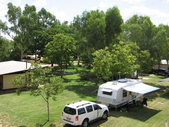BAILEY BAR CARAVAN PARK - Accommodation Coffs Harbour