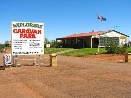 Explorers Caravan Park - Accommodation Coffs Harbour