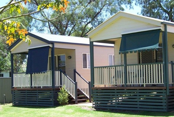Dalby Tourist Park - Accommodation Coffs Harbour