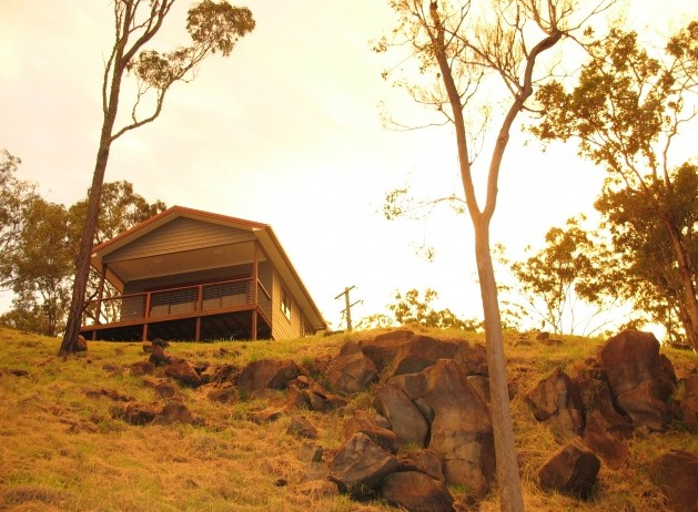 ecoRidge Hideaway - Accommodation Coffs Harbour