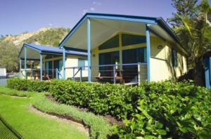 Gold Coast Tourist Parks Ocean Beach - Accommodation Coffs Harbour