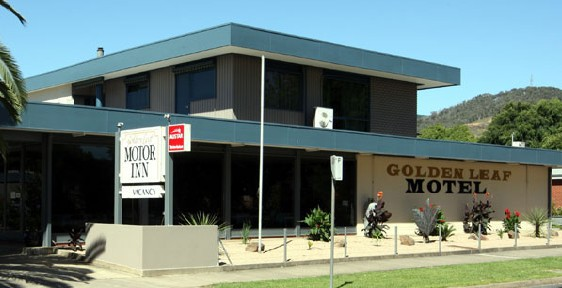 Golden Leaf Motel - Accommodation Coffs Harbour