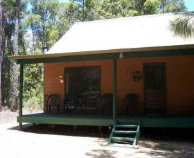 Loose Goose Chalets - Accommodation Coffs Harbour