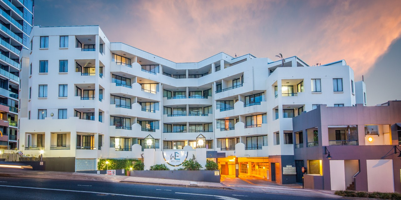 West End Central Apartments - Accommodation Coffs Harbour