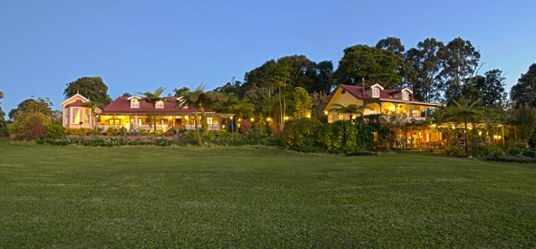 Foxwell Park Lodge - Accommodation Coffs Harbour