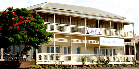Gracemere Hotel - Accommodation Coffs Harbour