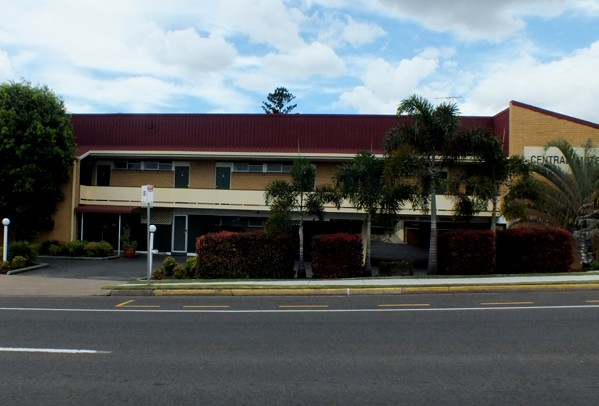 Central Motel Ipswich - Accommodation Coffs Harbour