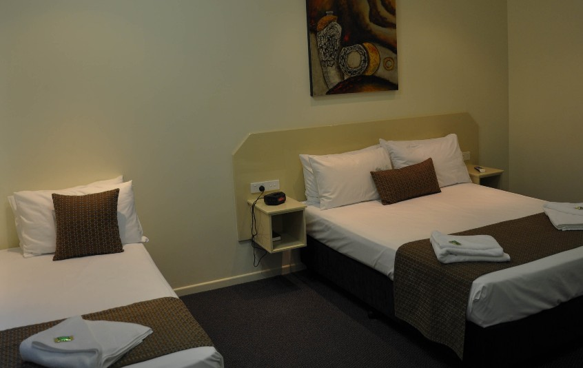 Bluewater Harbour Motel Bowen - Accommodation Coffs Harbour