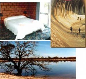 Wave Rock Resort - Accommodation Coffs Harbour