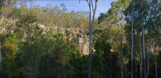 Cania Gorge Tourist Retreat - Accommodation Coffs Harbour